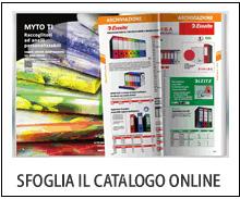 Sfoglia il catalogo on line